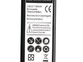 Samsung S2 S3 S4 S5 Note2 Note3 Note4 baterija - nuotraukos Nr. 7