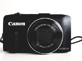 Canon Powershot Sx280 Hs fotoaparatas 12.1mp 20x