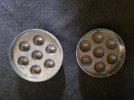 Spurgų kepimo Tarybinė forma spurgoms kepti