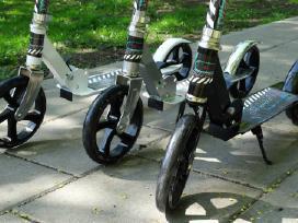 Akcija Scooter 8 paspirtukas / dideli ratai
