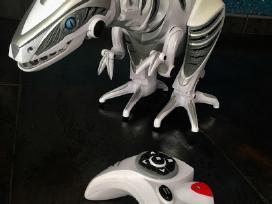 Radijo bangomis valdomas robotas Roboraptor