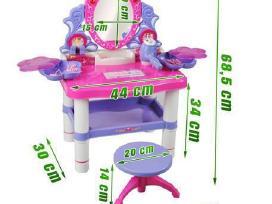 Naujas princese staliukas-puiki dovana