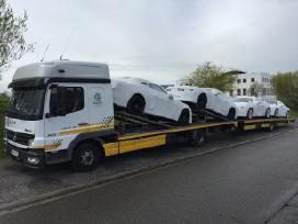 Automobilių parvežimas iš Europos į Lietuva, Tralo