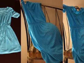 Pull&bear elektrinės spalvos suknelė S