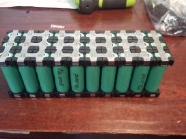 Samsung 18650-25r li-ion celės - nuotraukos Nr. 3