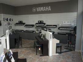 Sintezatorius Yamaha - nuotraukos Nr. 3