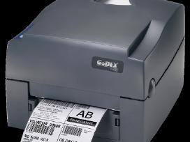 Spausdintuvas Godex G500, Dt4x Tsc Te200, Te210