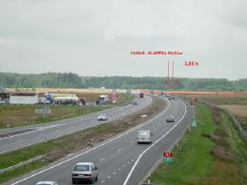 Parduodamas sklypas prie Automagistralės A1