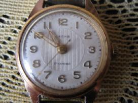 CCCP mot. laikrodis .mechaninis - veikia. - nuotraukos Nr. 4