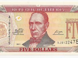 Liberijos banknotai