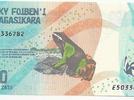 Madagaskaro banknotai