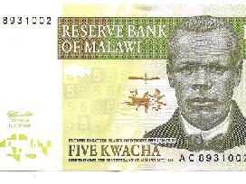 Malavio banknotai