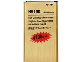 Samsung Note Edge padidintos talpos baterija