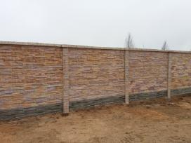 Tvoros betoninės - nuotraukos Nr. 21