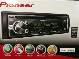 Pioneer, kenwood, JVC, sony .