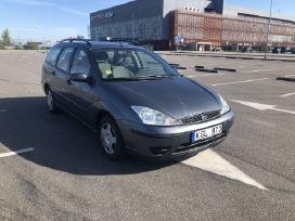 Auto nuoma Ford Focus Dyzelis nuo 8e