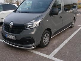 2015-2018 keleivinių 9 vietų mikroautobusų nuoma