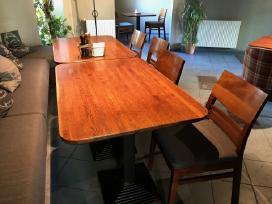 Restorano-picerijos įranga ir baldai