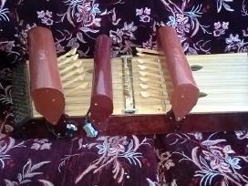 Elektriniai cimbolai su akordeonu