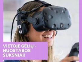 Virtualios realybės kambarys