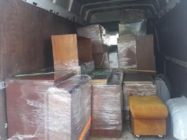 Krovinių pervežimo ir perkraustymo paslaugos - nuotraukos Nr. 10
