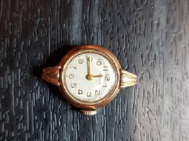 Auksinis laikrodis Čaika 1954m.