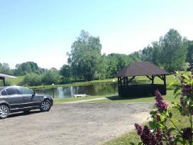 Sodyba su pirtimi ir kubilu Vilniaus rajone
