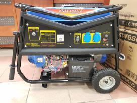 Benzininiai dyzeliniai Generetoriai Generatorius