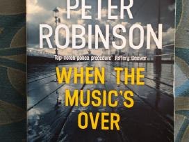 When the Musics Over: Dci Banks, Peter Robinson
