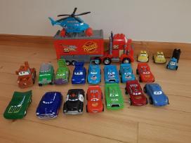 Žaibo Macvino mašinėlės po 2€.