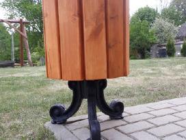 Lauko baldai: Stalai, suolai, suoliukai, kedes. - nuotraukos Nr. 11