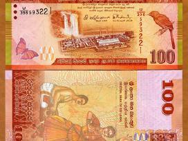 Šri Lanka 100 Rupiju 2015m. P125b Unc