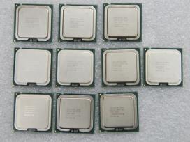 Cpu E8500 E8400 E7400 i3-540 i3-560 Pentium 4