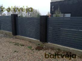 Tvoros, stuplai, blokeliai, apkabos, pamatėliai - nuotraukos Nr. 8
