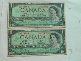 1967 m. 1 dollar Canada
