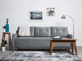 Malmo sofa lova Gaminys išsiskiria unikaliu skand