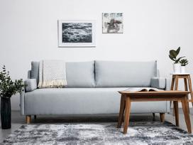 Skandinaviško stiliaus sofa lova Haga