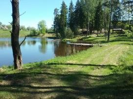 Sodybos ir pirties nuoma ant ežero kranto - nuotraukos Nr. 2