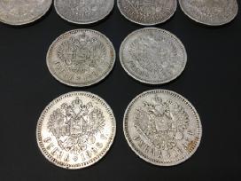 Perku auksines sidabrines monetas - nuotraukos Nr. 6