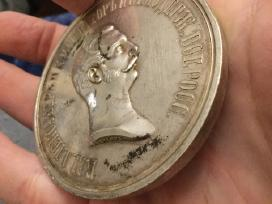 Perku auksines sidabrines monetas - nuotraukos Nr. 7