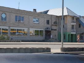 Komercinės paskirties patalpos Šilalės centre