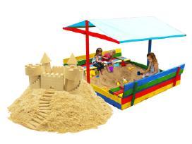 Smėlis į smėlio dėžę