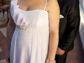 Parduodu graikiško tipo vestuvinę suknelę