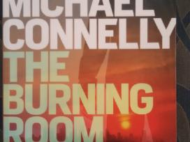 """Michael Connelly The Burning Room""""2015m."""