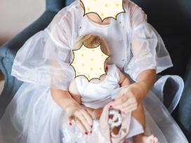 Mamos ir dukros suknelės