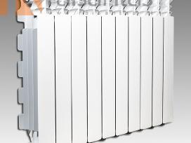 Aliuminiai radiatoriai Fondital Exclusivo(italija)