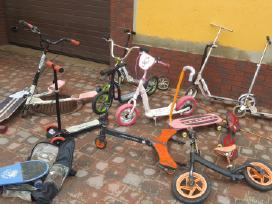 Kėdutė dviračiui,paspirtukai triukams