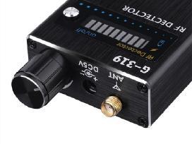 Sekimo - Pasiklausymo įrangos Detektorius (g-319)