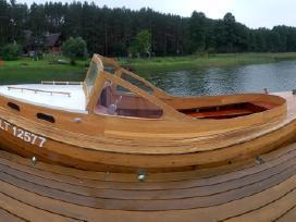 Pramoginio laivo Vytis nuoma Paluseje