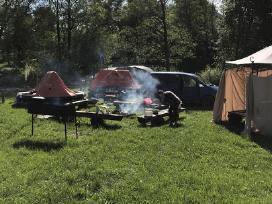 Plaustų, baidarių, stovyklavietės, pirties nuoma - nuotraukos Nr. 17